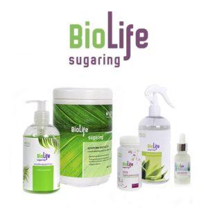 """ТМ """"BioLife Sugaring"""""""