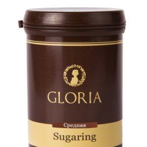 Cахарная паста для шугаринга GLORIA 0,8 кг средняя