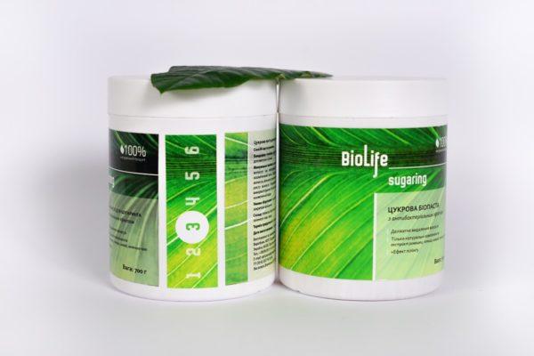 Сахарная биопаста ТМ BioLife sugaring №3. Soft Plus