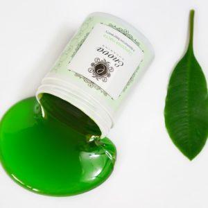 Сахарная паста ENOVA Sugaring мягкая (зеленая с ароматом бергамота) 1400 г
