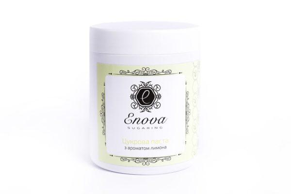 Сахарная паста ENOVA Sugaring супер-мягкая 1,4 кг (желтая с ароматом лимона и лайма)