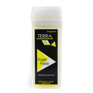 Сахарная паста в картридже TERRA Sugaring Ультрамягкая 150 г