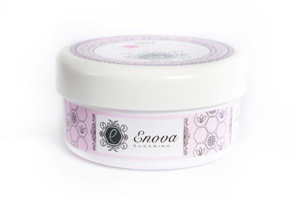 Сахарная паста ENOVA Sugaring средняя (розовая с ароматом тропических фруктов)