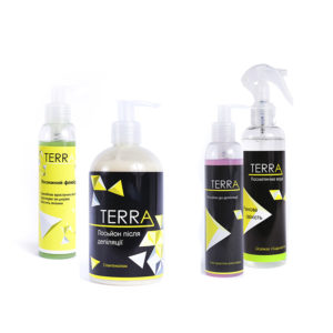 "ТМ ""TERRA"" - Средства для шугаринга"