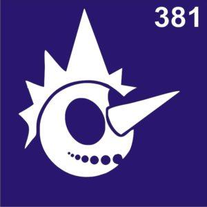 Трафареты для био тату 6×6 см