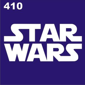 Трафареты для био тату 6×6 см «Звёздные войны »