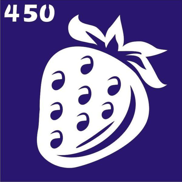 Трафареты для био тату 6×6 см «вкусности»