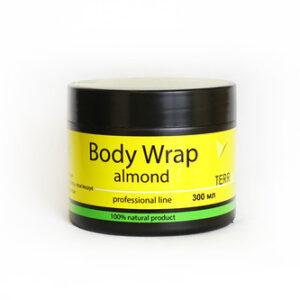 Обертывание SPA Body Wrap Almond TERRA миндаль, с лифтинг-эффектом 300 мл