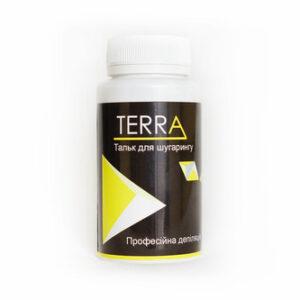 Тальк для депиляции TERRA 100 гр